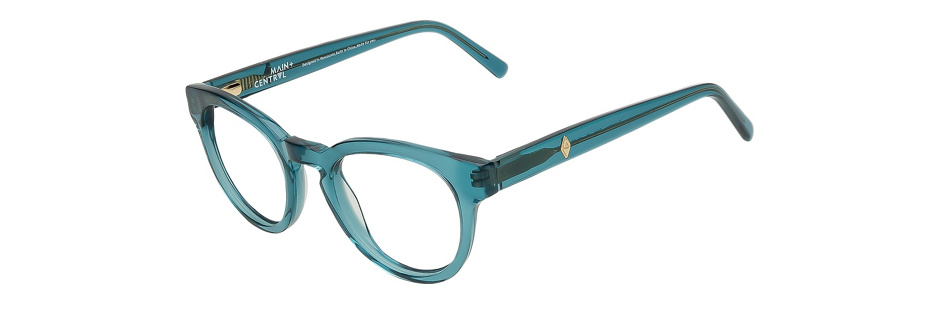 product image of Main And Central Tuesday-L Teal