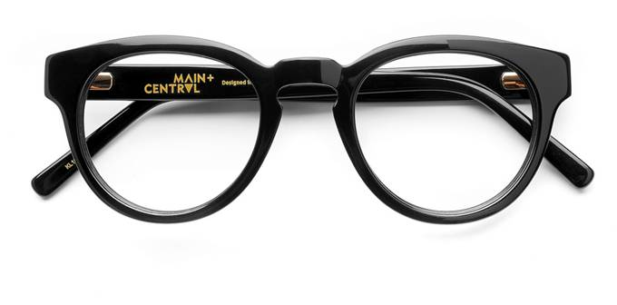 product image of Main And Central Tuesday-M Black