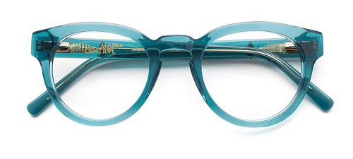 product image of Main And Central Tuesday-M Teal