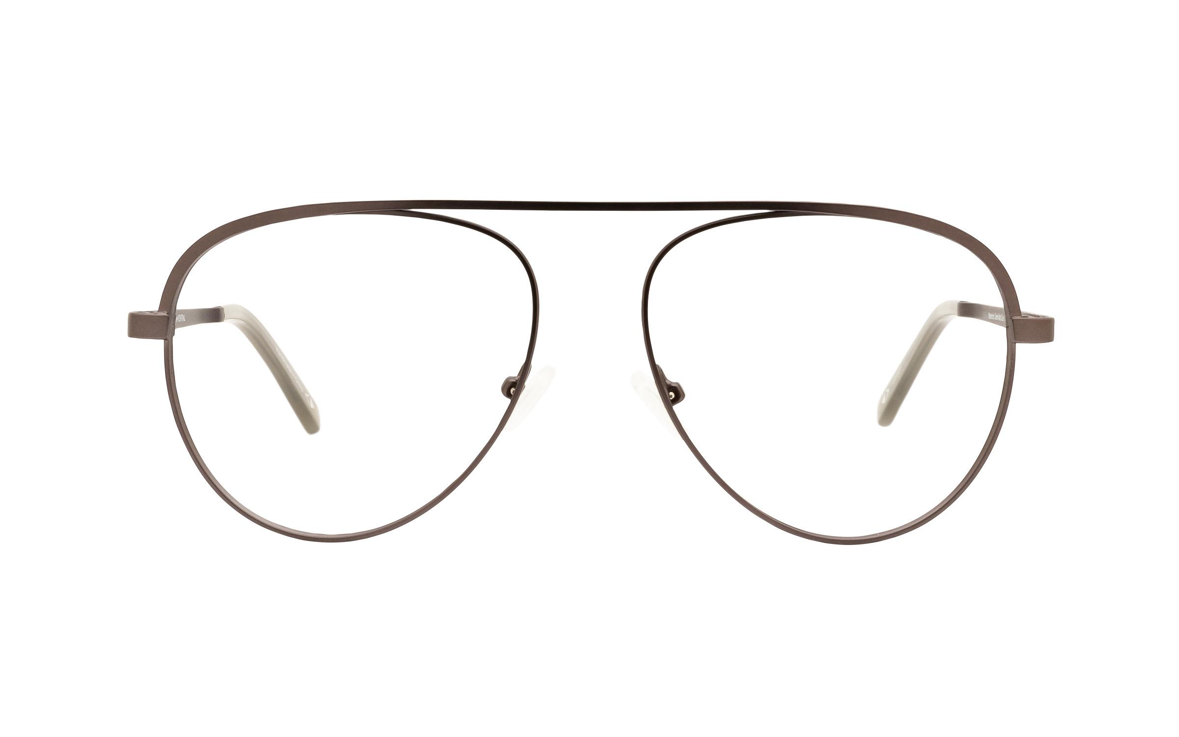 Main and Central Waterford MC130 C03 Semi Matt Gun (54) Eyeglasses and Frame in Grey | Metal - Online Coastal