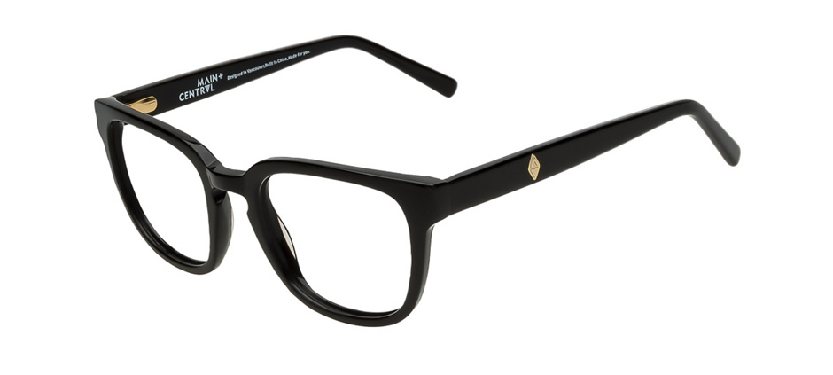 product image of Main And Central Wednesday-M Black