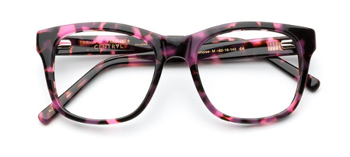 product image of Main And Central Weekend-L Plum Tortoise