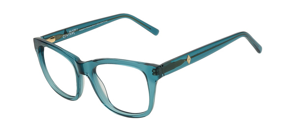 product image of Main And Central Weekend-L Teal