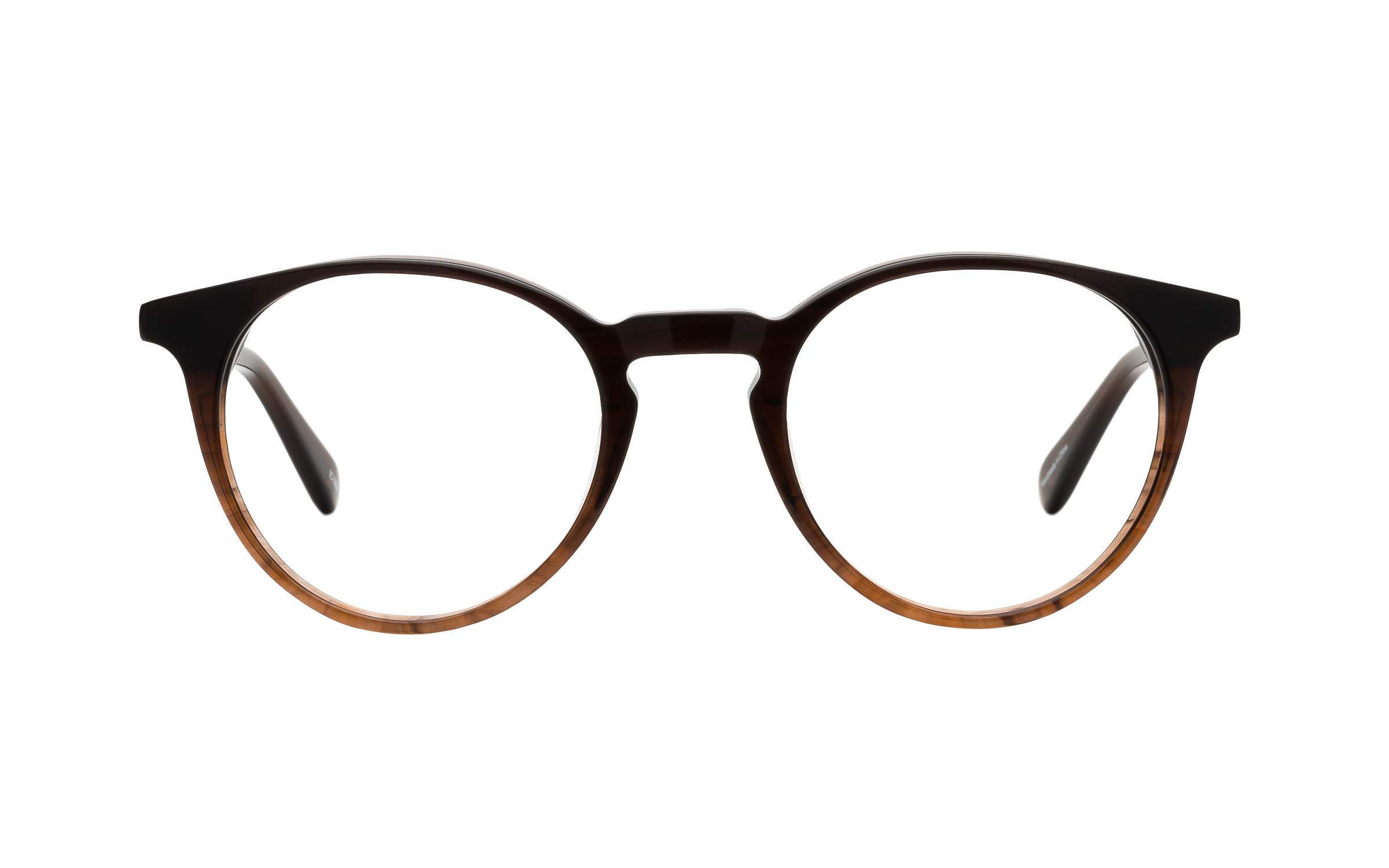 Main and Central West Sioux Eyeglasses and Frame in Mahogany Brown - Online Coastal