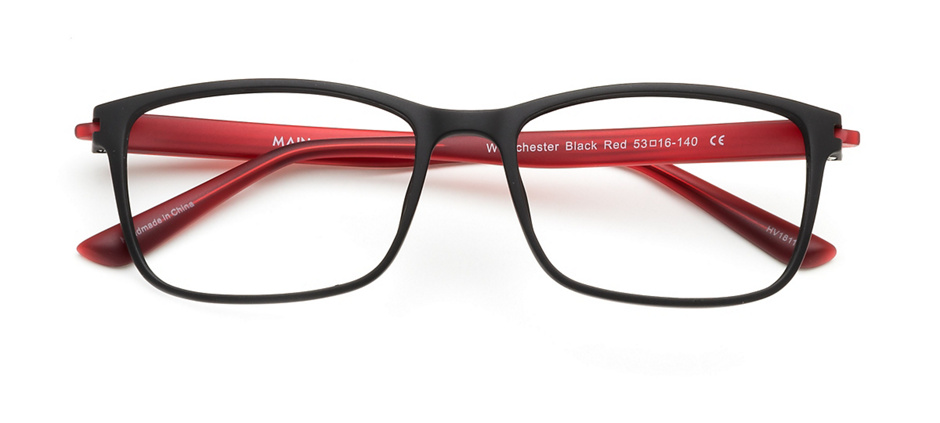 product image of Main And Central Westchester-53 Black Red