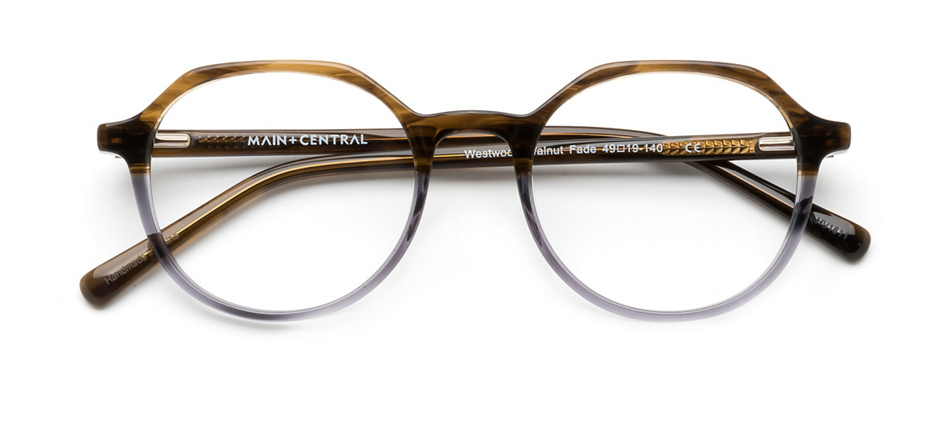 product image of Main And Central Westwood-49 Walnut Fade