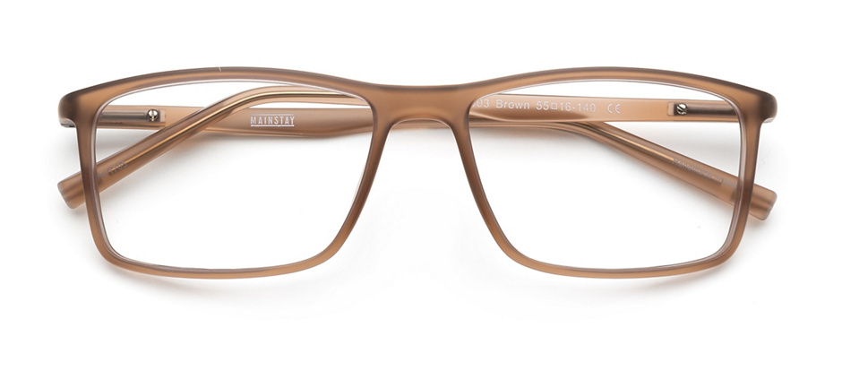 product image of Mainstay FNDTN003-55 Brown