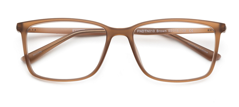 product image of Mainstay FNDTN010-55 Brown