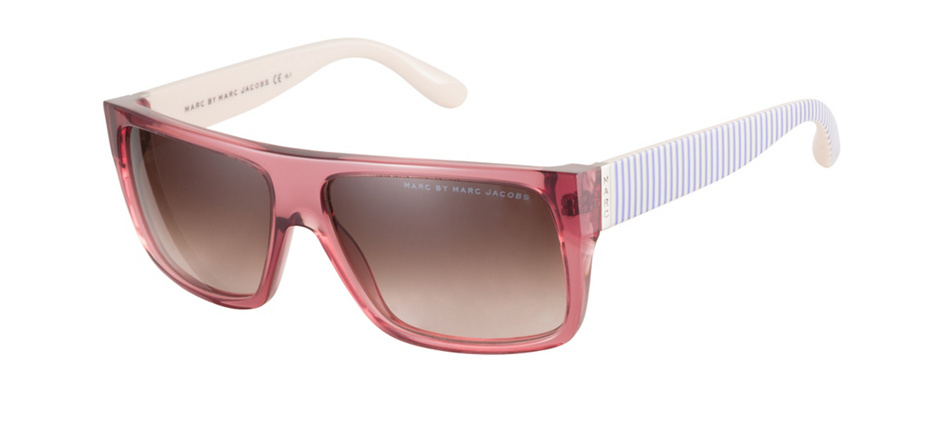 product image of Marc By Marc Jacobs MMJ096NS-57 Dark Pink Light Rose