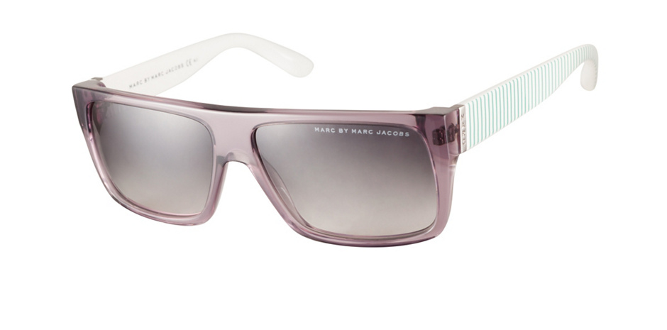 product image of Marc By Marc Jacobs MMJ096NS Violet White