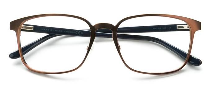 product image of Marc By Marc Jacobs MMJ515 Matte Brown Blue