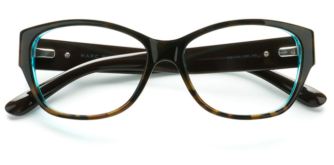 product image of Marc By Marc Jacobs MMJ518 Havana Turquoise Brown