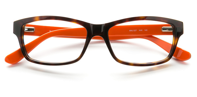 product image of Marc By Marc Jacobs MMJ527 Dark Havana Orange