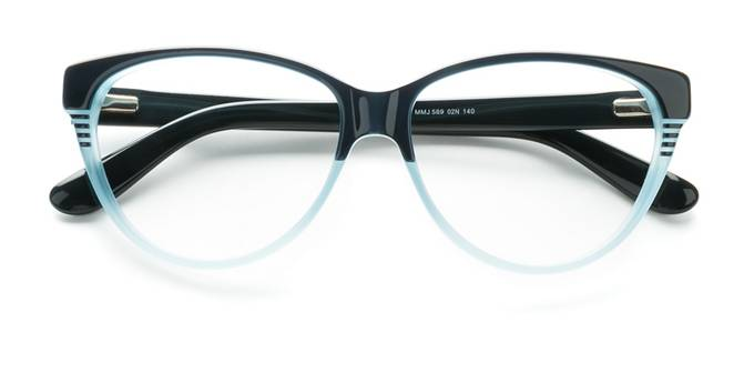 product image of Marc By Marc Jacobs MMJ589 Blue Azure