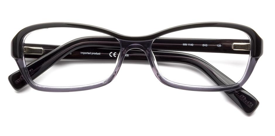 product image of MaxMara MM1140 Black Grey