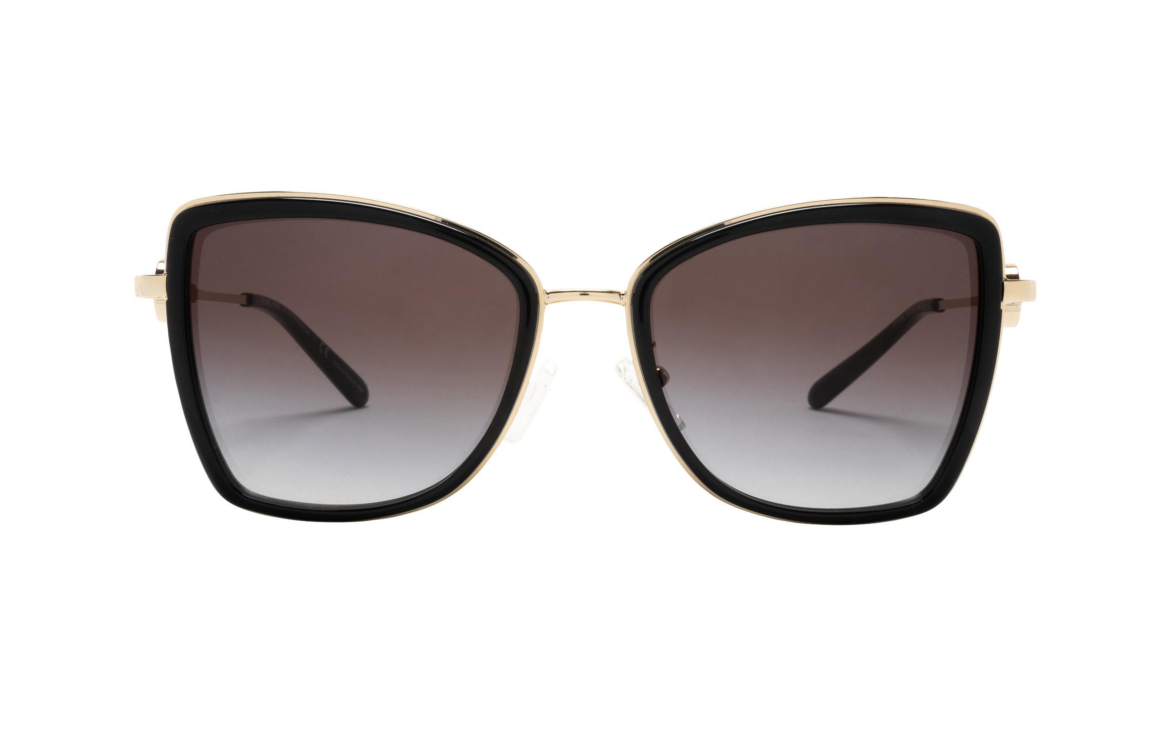 coastal.com - MichaelKors Michael Kors MK1067B Corsica 10148G 55 Sunglasses in Gold Black | Acetate/Metal – Online Coastal 161.00 USD