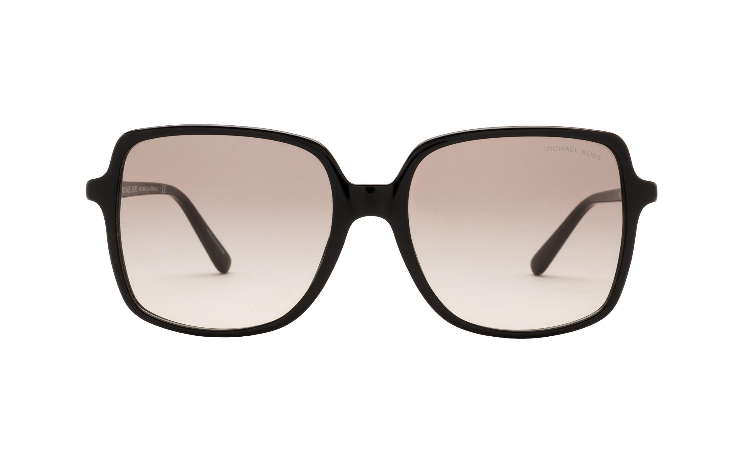 http://www.coastal.com/ - Luxottica Michael Kors Isle of Palms MK2098U 300511 56 Sunglasses in Black – Online Coastal