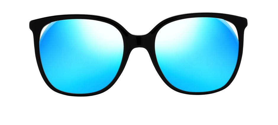 product image of Michael Kors MK2137U-54 Black Blue Light