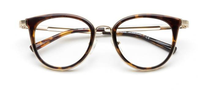 e7a2f182767b ... recommended for Rx sunglasses. product image of Michael Kors Aruba Lite  Gold