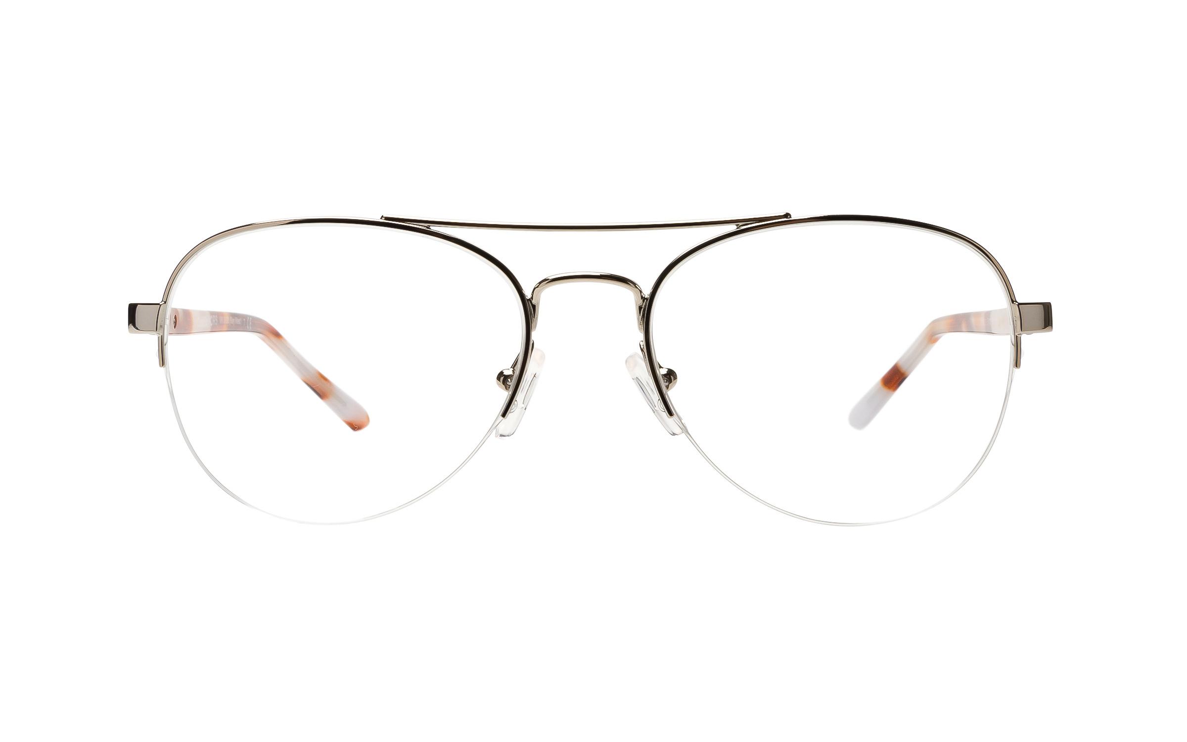 Michael Kors Key West MK3033 1153 (54) Eyeglasses and Frame in Silver | Plastic/Metal