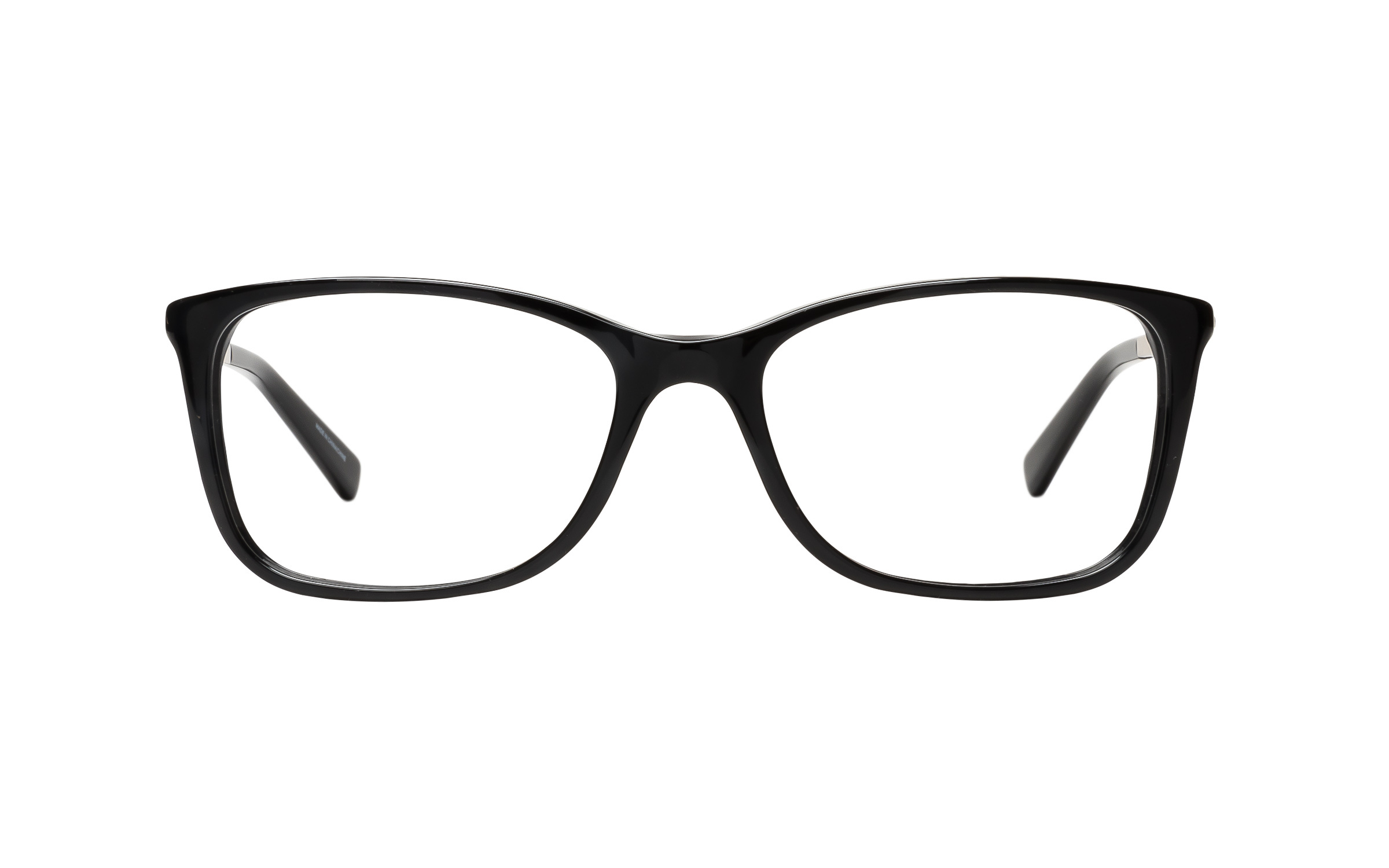 Michael Kors MK4016 3298 (53) Eyeglasses and Frame in Black | Plastic/Metal - Online