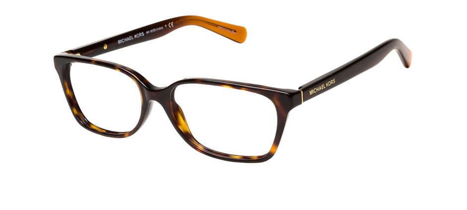 product image of Michael Kors India Dark Tortoise