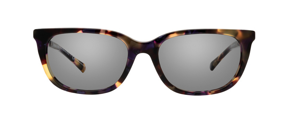 product image of Michael Kors Mexico City Blue Fleck Tortoise