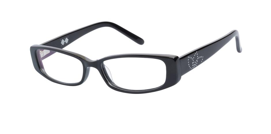 product image of Michelle Lane 809 Black Sparkle