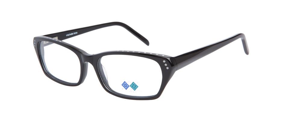 product image of Michelle Lane 811 Black Sparkle