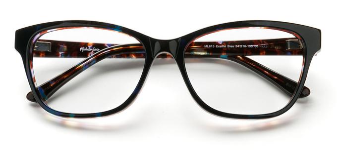 product image of Michelle Lane 813 Ecaille Bleu