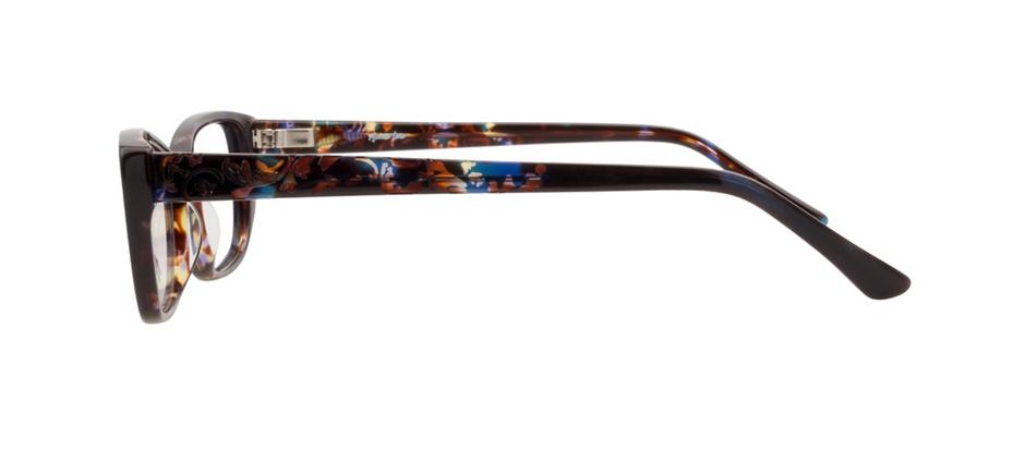 product image of Michelle Lane 819-53 Ecaillé Bleu