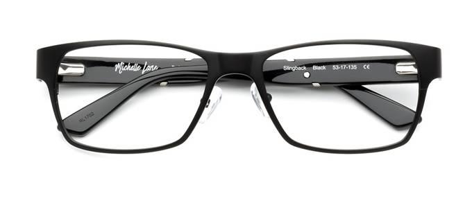product image of Michelle Lane Slingback-53 Black
