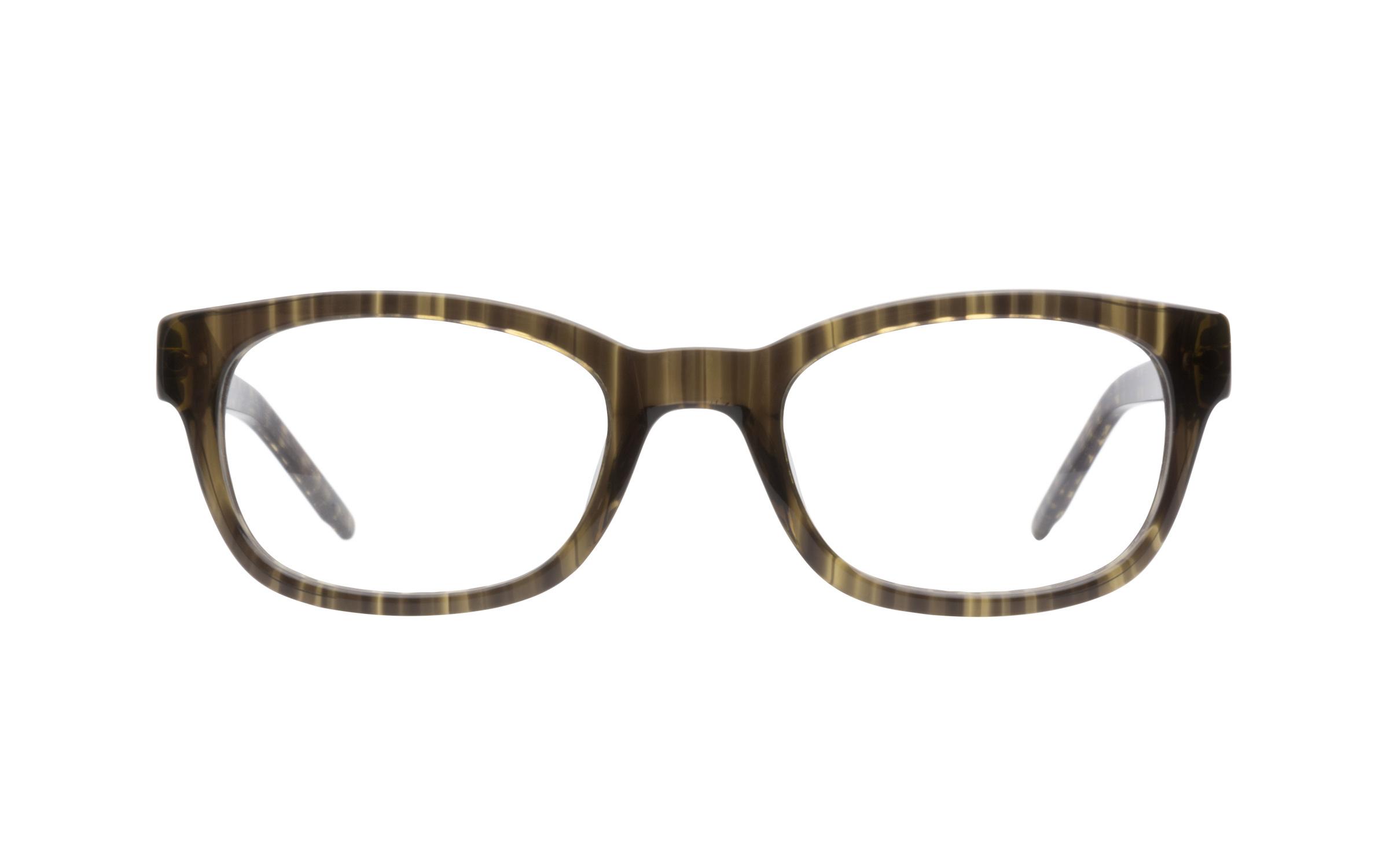 Modo 5010 Eyeglasses and Frame in Lines Green | Acetate - Online Coastal