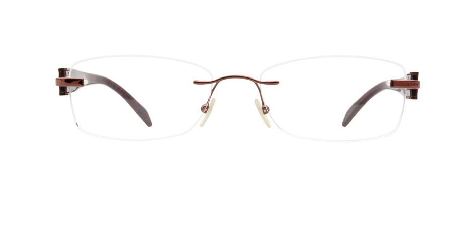 79b011c7ef Shop confidently for Naturally Rimless NR158 glasses online with  www.cinemas93.org