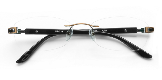 product image of Naturally Rimless NR333 Copper