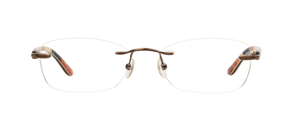 Shop with confidence for Naturally Rimless NR336-50 glasses online ...