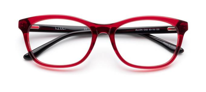 product image of Nicole Miller Allen-53 Burgundy Black