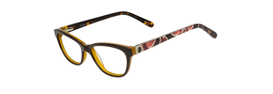 product image of Nicole Miller Bryant-52 Brown Snake