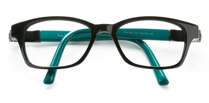 product image of Nicole Miller Centre Black Teal