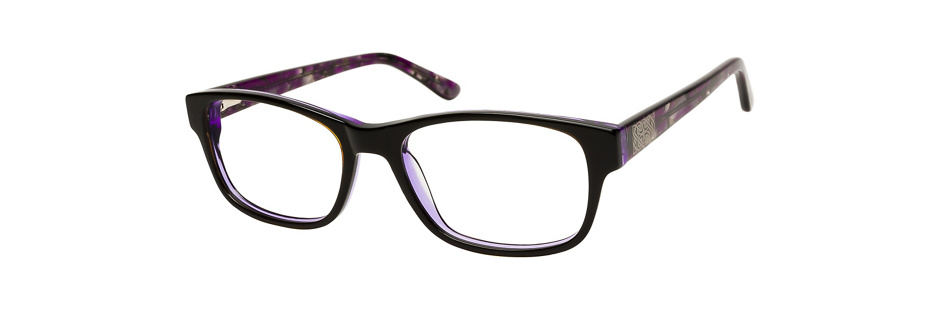 product image of Nicole Miller Claremont-51 Black Marbled