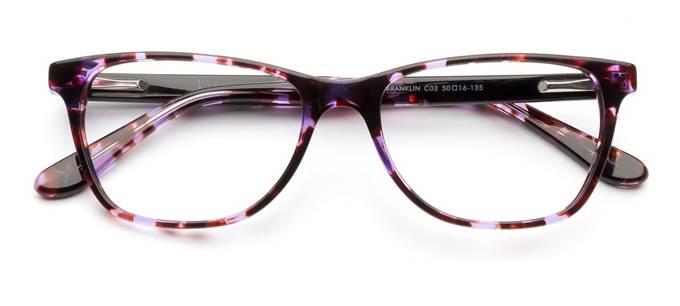 product image of Nicole Miller Franklin-50 Purple Tortoise