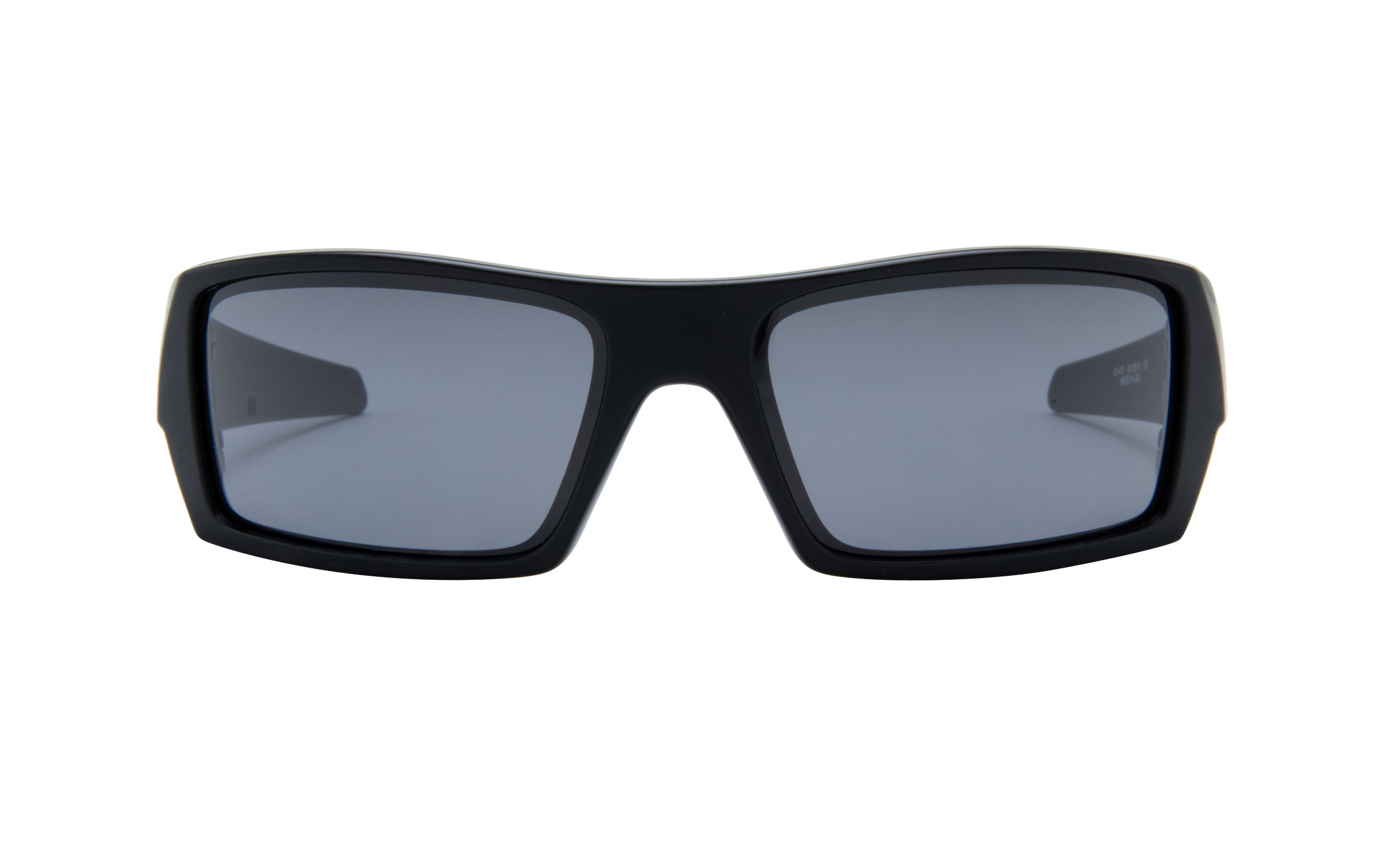 OakleyGascan Oakley Gascan OO9014 03-473 60 Sunglasses in Matte Black | Metal - Online Coastal
