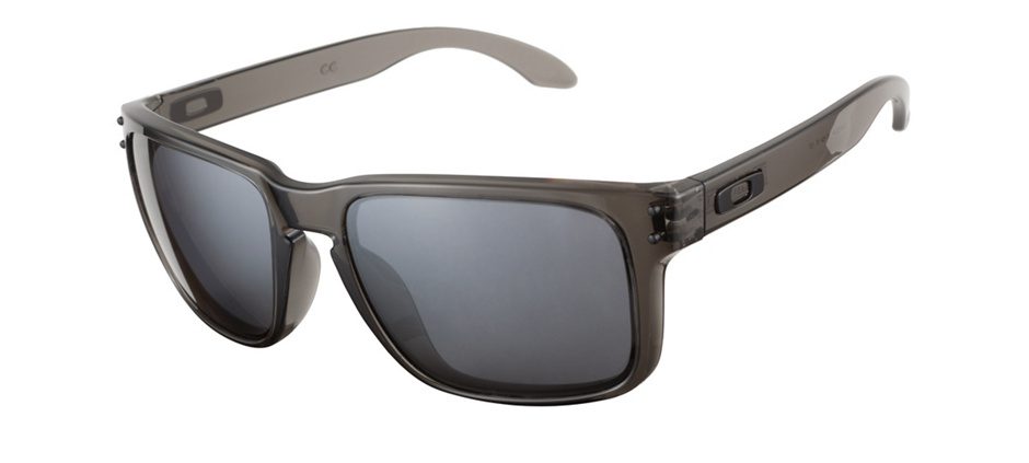 product image of Oakley Holbrook Grey Smoke