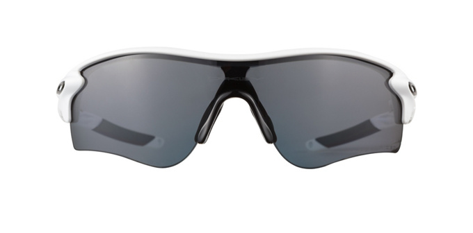 product image of Oakley Radarlock Matte White Polarized