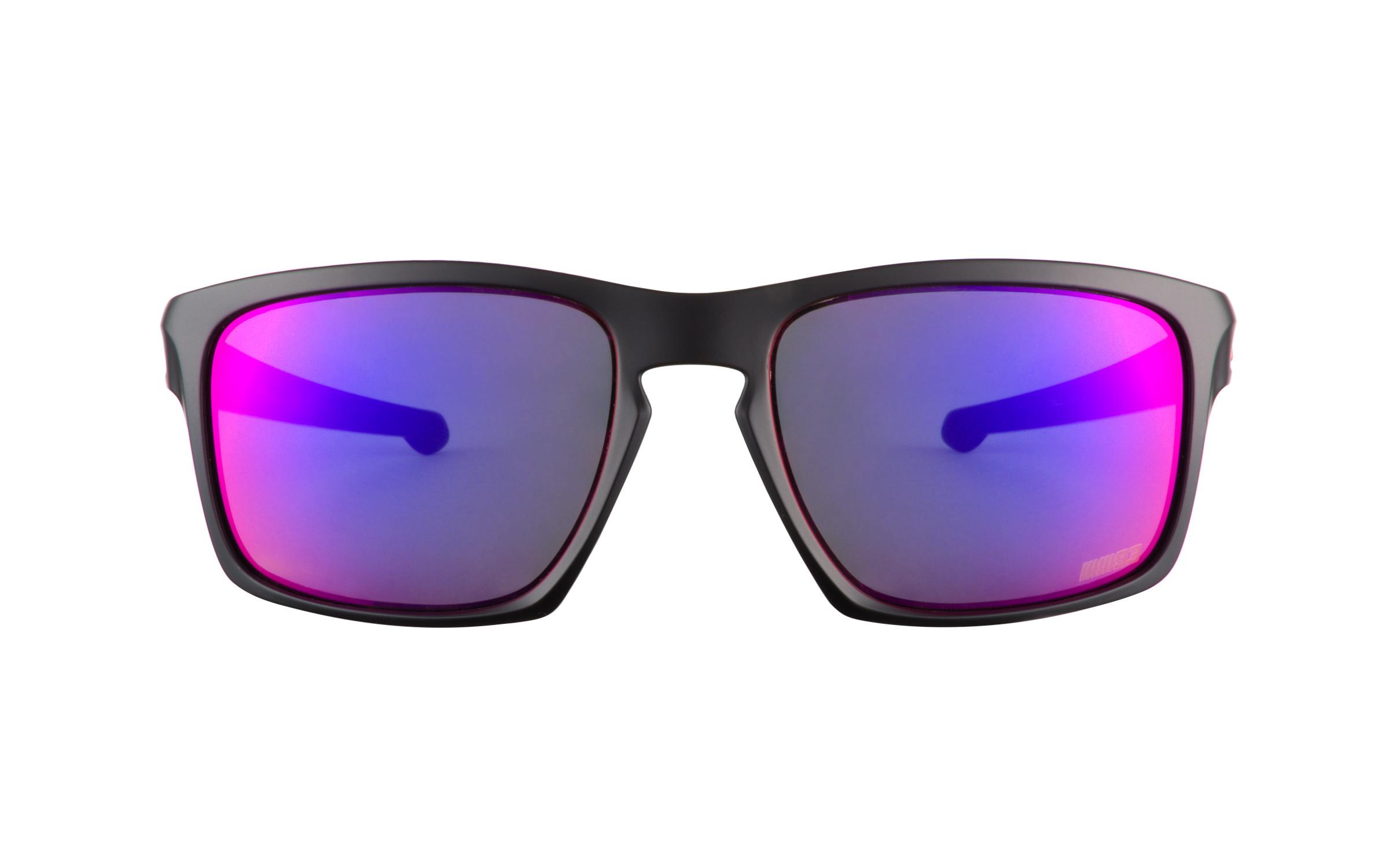 black and purple oakley sunglasses no5a  product image of Oakley Marc Marquez Matte Black