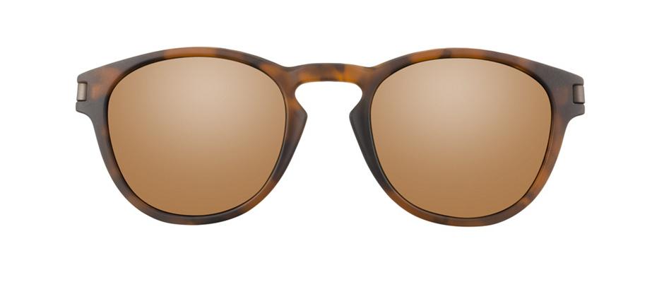 product image of Oakley Latch Écailles de tortue brunes mates