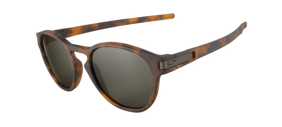 product image of Oakley Latch Écailles de tortue brunes mates
