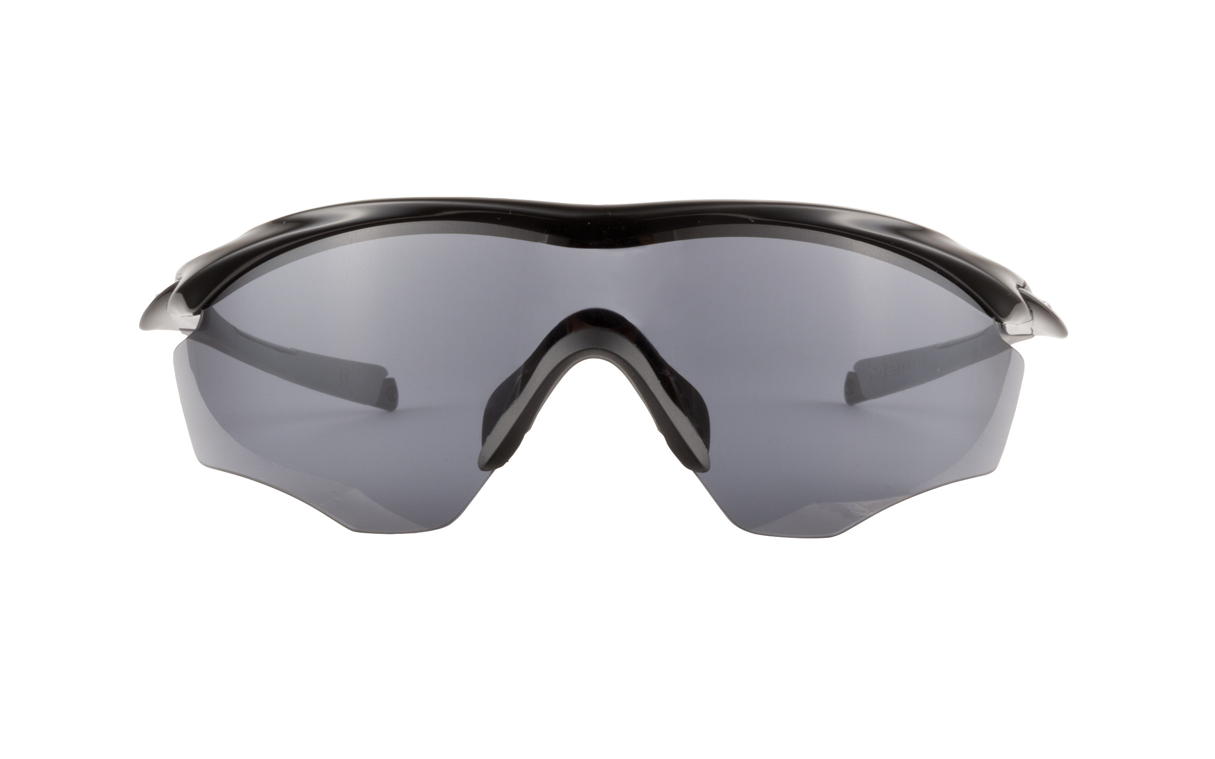 Oakley M2 Frame XL OO9343 01 Polished Black Sunglasses