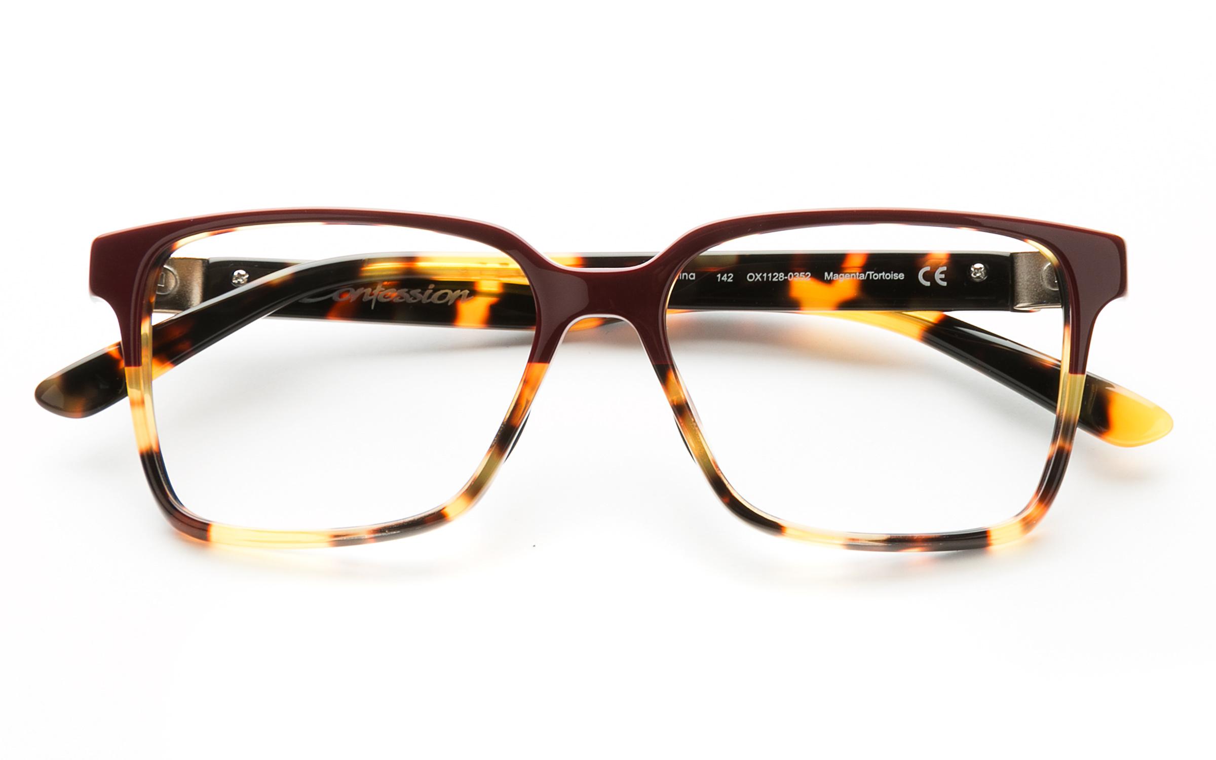 oakley eyewear xbb5  product image of Oakley Confession Magenta Tortoise