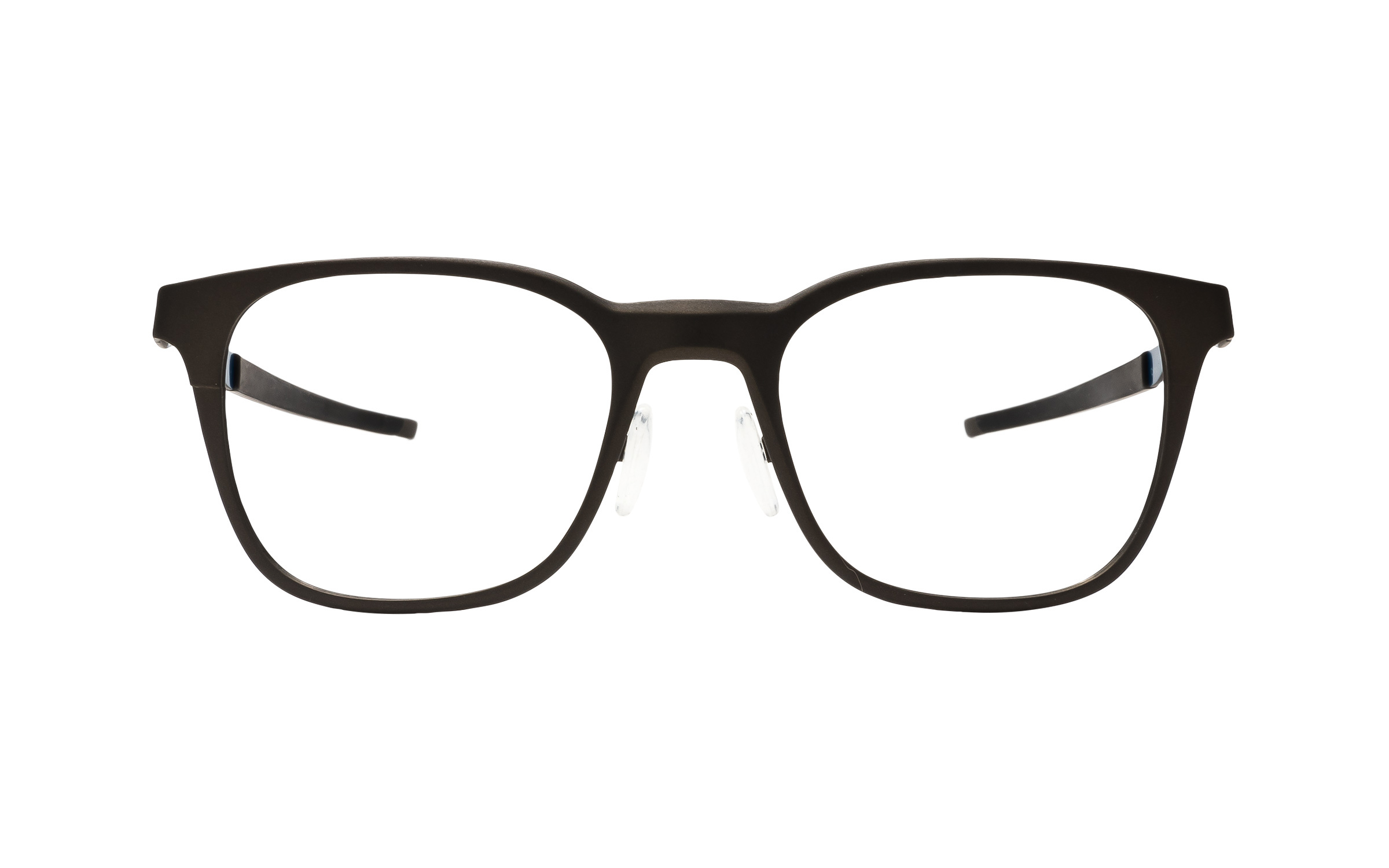 Luxottica Oakley Base Plane R OX3241 0349 (49) Eyeglasses and Frame in Satin Lead Grey | Plastic/Metal - Online Coastal